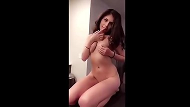 Barely Legal Teen Masturbating Using Dildo Snapchat Exposed