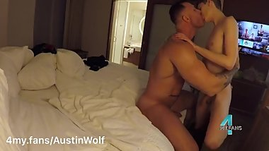 Austin Wolf and Riley Finch: 4my.Fans/AustinWolf