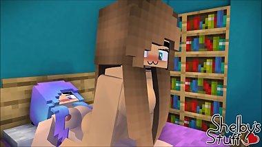 Animation minecraft porno Shaders Minecraft