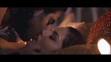 Sunny leone hot sexy romantic unbleavable scene 18+