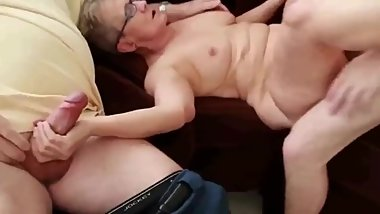 Adorable 18yo chick having fun with me after college