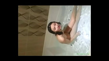 Beautiful Bath Girl