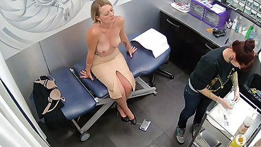 Hidden camera. Nipple and pussy piercings. Super video
