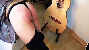 Clip 9Lil Paddled and caned - FACE - Sale: $10