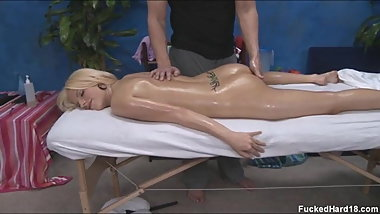 Haley Cummings - Massage Oil