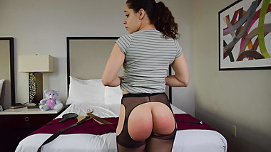 Sexy Ass Girl Gets Punished! - Spanking