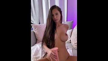 KacyBlack18- Playing With My Pussy (FansOnly)