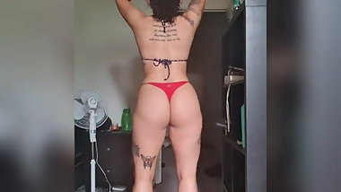 TATTOO TEEN SWEET ASS 2