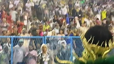 Flagra Do Rabo Da Cantota IzaPesadao No Carnaval 2 2022 HD